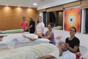 Formação Massoterapia Integrativa @ Instituto Atmo Danai