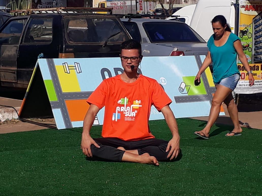 Yoga e automassagem no Lago Sul e Núcleo Bandeirante