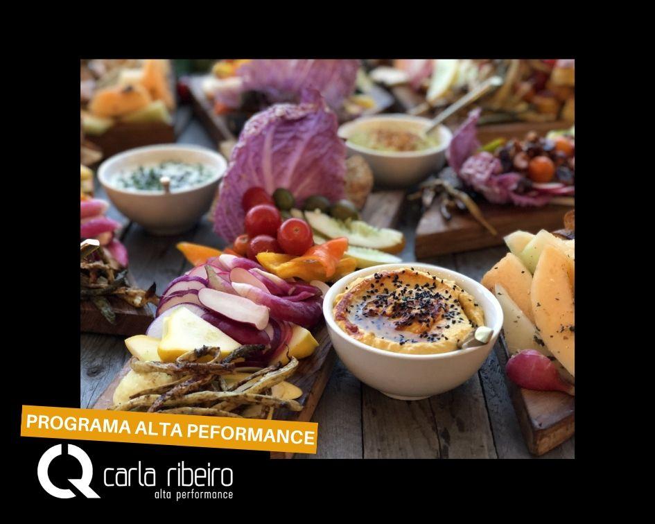A alimentação Ayurveda e o estilo de vida no programa Alta Performance