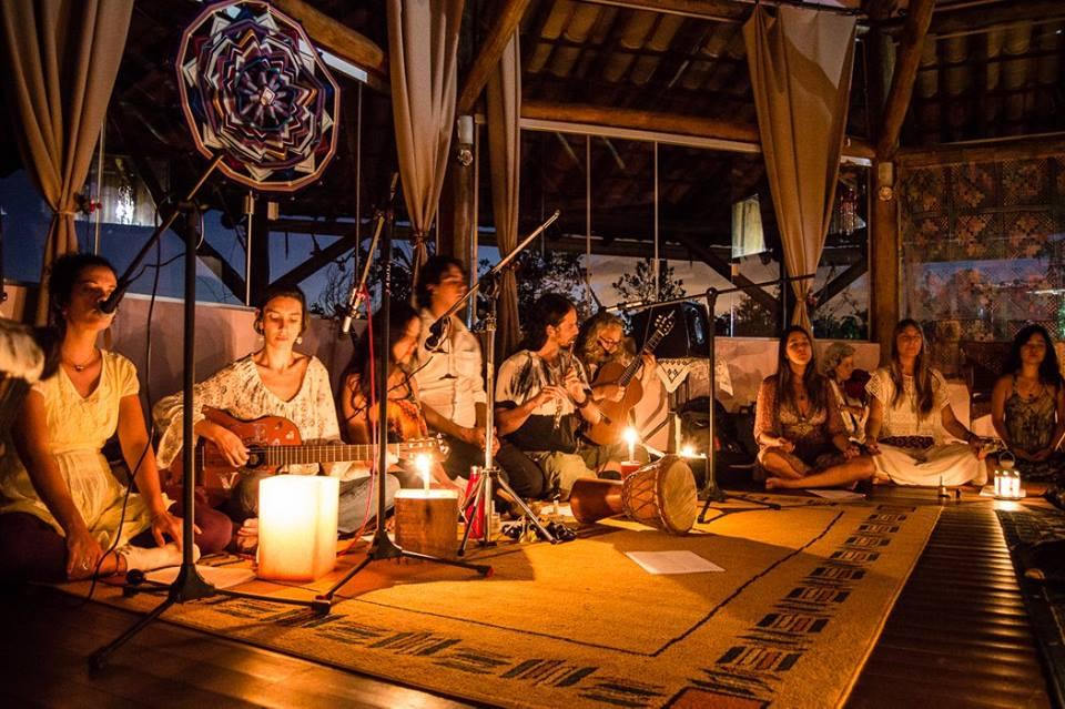 Festival Jyotish 2019 no Sítio Vale das Flores: mapa astral védico, feijoada vegana, mantras
