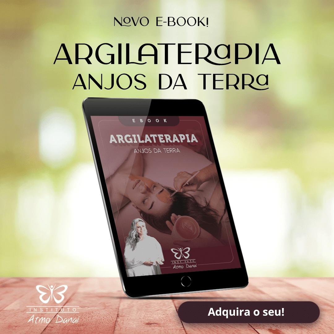 Argilaterapia: novo e-book para a conquista de saúde física